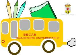 beca transporte 2018